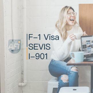 F-1 Visa SEVIS I-901